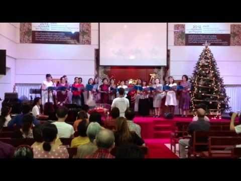 Mahapawn Bangkok church women singing group
