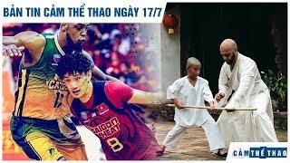 Bản tin Thể Thao ngày 17/7 | Khoa Trần chia tay Saigon Heat, Flores lấn sân làm diễn viên