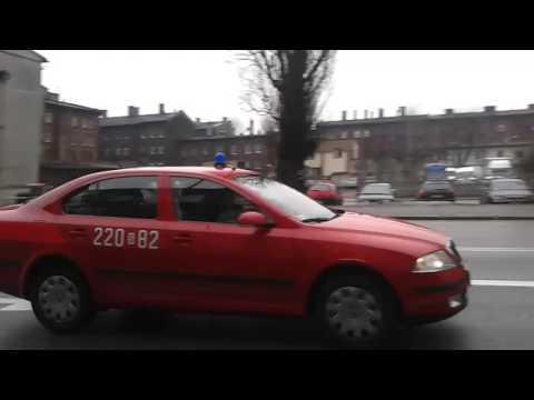 [HIT] Alarmowo: 220[S]82 - SLKw - Škoda Octavia - KW PSP Katowice!