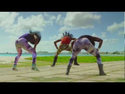 Bruk It Down   Party Tun Up  Mr Vegas Ft Alison Hinds (official Video) 2012 - (game Over) video