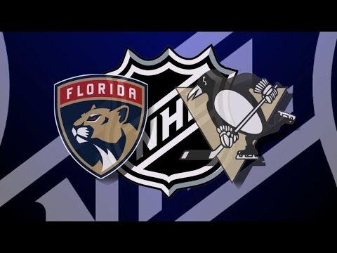 Флорида – Питтсбург (21.10.17) Обзор матча...
