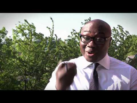 Komla Dumor 'Focus on Africa' BBC WORLD NEWS