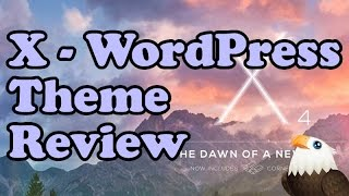 X Theme for WordPress Review