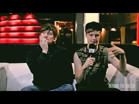 Foals Interview 2013 (Beyond The Watch)