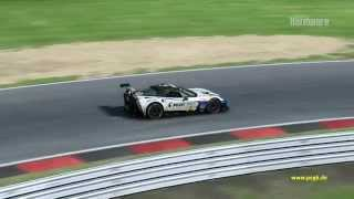 Corvette Z06.R GT3 in Oschersleben | RaceRoom Racing Experience ADAC GT Master Package
