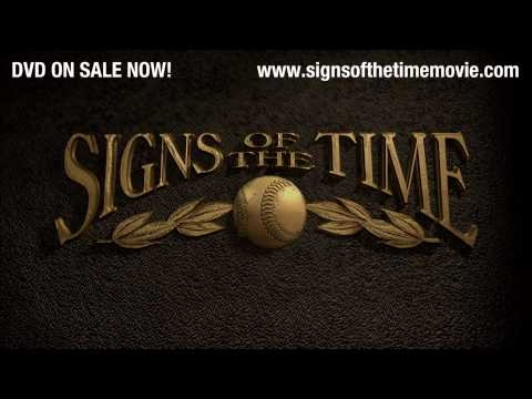 "Part 1 of 3: Behind the scenes of making the feature documentary ""Signs of the Time: The Myth, The Mystery, The Legend of Baseball's Greatest Innovation"" htt..."