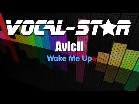 Avicii - Wake Me Up (Karaoke Version) with Lyrics HD Vocal-Star Karaoke