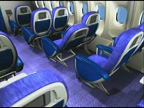 Travel classes of British Airways