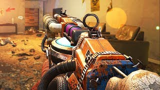 BEST ZOMBIES WEAPONS EVER! 'DEAD APARTMENT SURVIVAL' (COD Custom Zombies)
