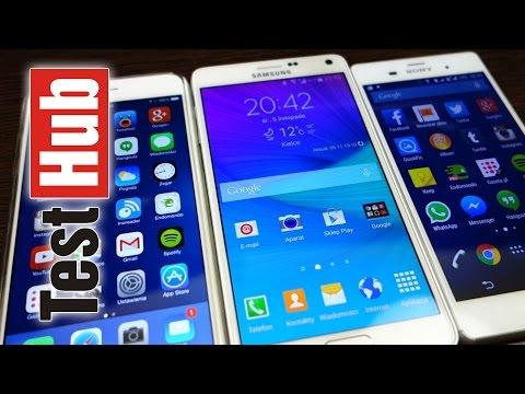 Apple iPhone 6 Plus vs Samsung Galaxy Note 4 vs Sony Xperia Z3 - camera compare test