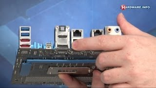 ASUS P8Z77-V Premium Thunderbolt review - Hardware.Info TV (Dutch)