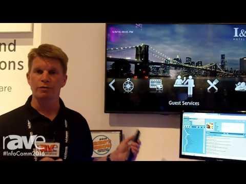 InfoComm 2016: ATX Networks Demos IPTV Middleware VidiPlay
