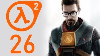 Half-Life 2 playthrough pt26 - Clearing Paths For My Ride