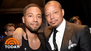 Terrence Howard Voices Support For 'Empire' Co-Star Jussie Smollett | TODAY