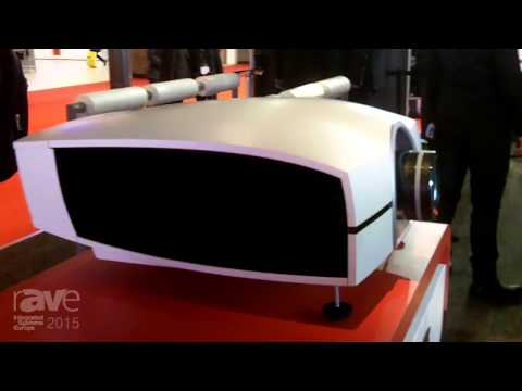 ISE 2015: Barco Presents 6000 Lumen Projector, a Laser Phosphor Product Lasting up to 20,000 Hours