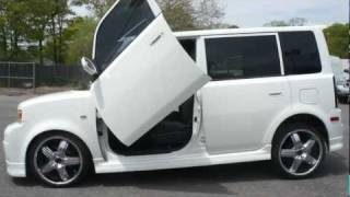 Tottaly Custom 2006 Scion xB For Sale~Baged up with 7 Switches~Custom Rims~SOLD~