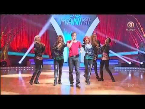 Šok su manim - Anatolijus ir City Dance (2012-11-11)