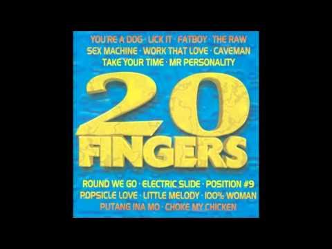20 Fingers 1995 (Disco completo)