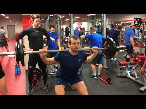 """ХК """"Сочи"""" на сборе в Чехии: первый тренировочный день"""