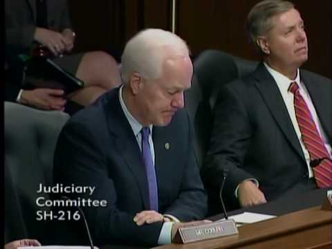 Senator John Cornyn's Opening Statement in Judge Sotomayor's Nomination Hearing