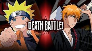 Naruto VS Ichigo | DEATH BATTLE!