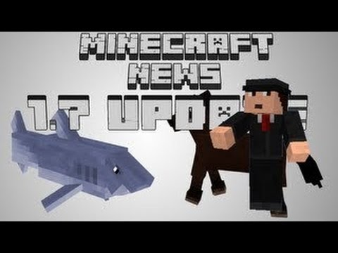 Minecraft 1.7 Update News - Seasons, Biomes and NEW Mobs?