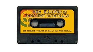 Ben Harper and The Innocent Criminals - The Fillmore - March 27, 2015 - Full Concert