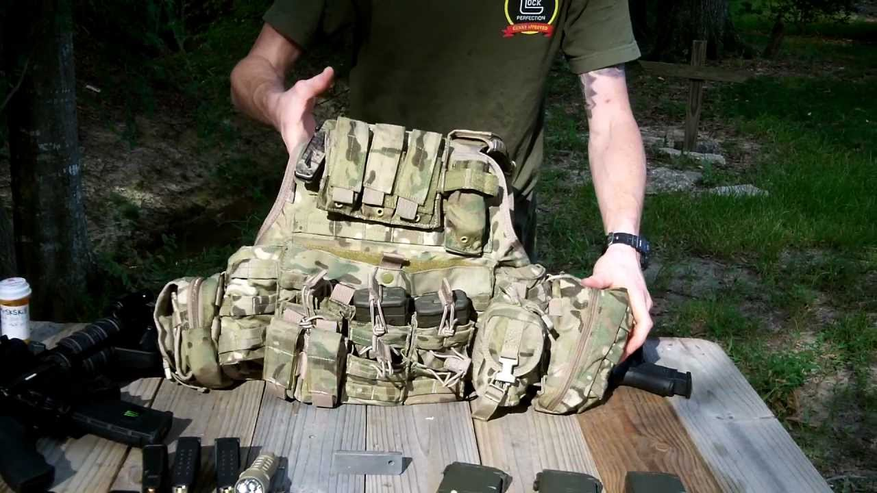 Modgear Modular Operator Plate Carrier Review Multicam