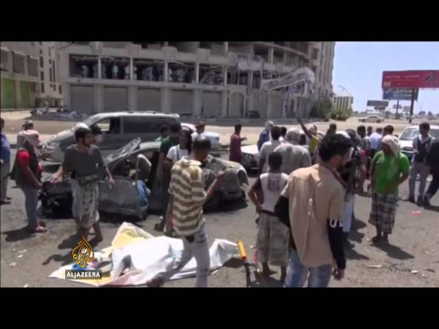 Yemenis suffer from lack of aid supplies