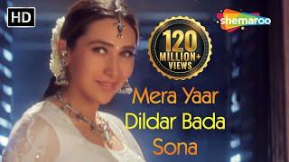 download lagu Mera Yaar Dildar Bada Sona - Jaanwar Songs - gratis