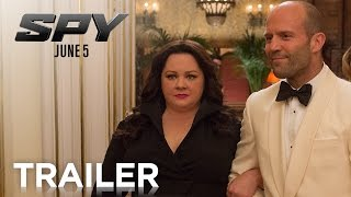 Spy | Official Trailer 2 [HD] | 20th Century FOX