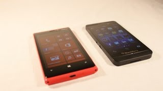 BlackBerry Z10 vs Nokia Lumia 920 Which one should you buy?