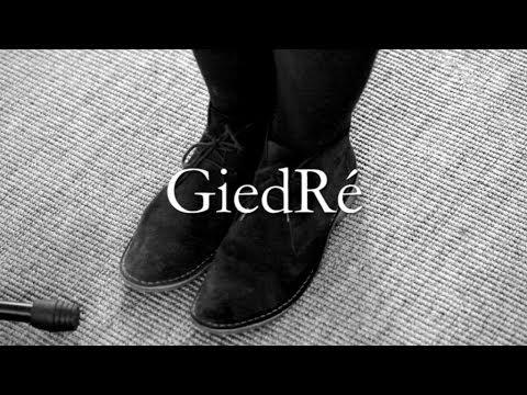 Giedre - Jolie Chanson