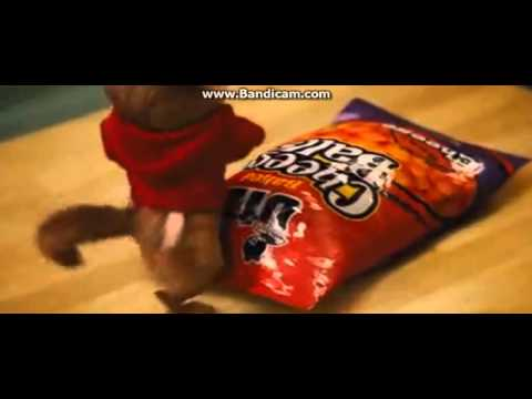 Alvin Ve Sincaplar Peynir Topu Bölümü video