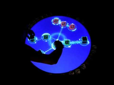 ReacTj - Reactable live performance #1