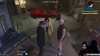 NYANTAI - GTA 5 ROLE PLAY [18/4/2019]