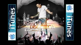De La Ghetto - Romper La Discoteca [Official Audio]