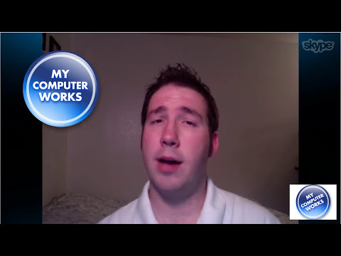 How to Video Chat with Skype!