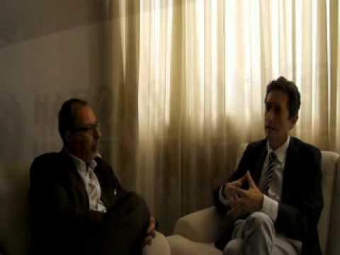 Le Interviste di Umberto Calabrese: Mauro Lorenzini Console Generale d'Italia in Venezuela