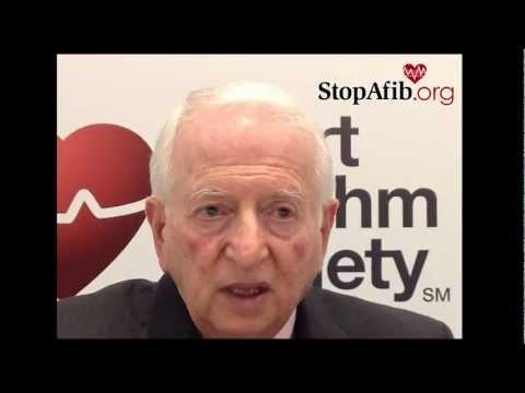 Atrial Fibrillation, Stroke Prevention, & Aspirin Use — StopAfib.org interviews Dr. Albert Waldo