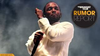 Kendrick Lamar Talks The Meaning Behind His Album, Rumors For More Music & Religion