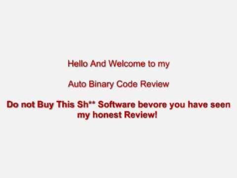 Auto Binary Code Review - Automated Trading Software for Binary Options