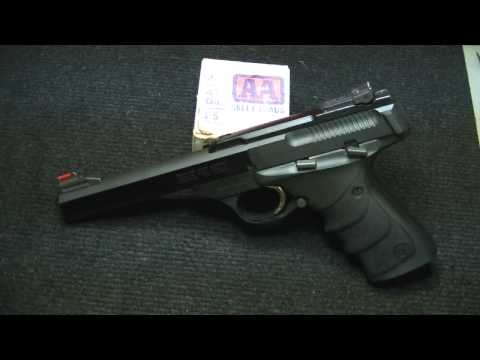 Browning Buckmark URX 22lr Review