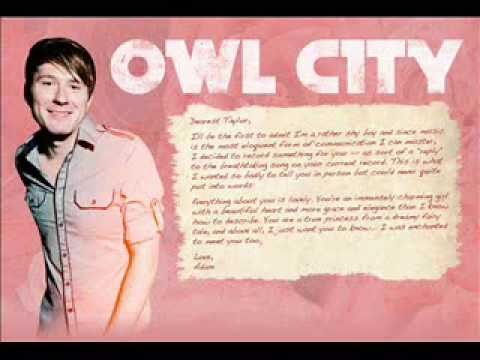 Owl City - Enchanted (cover) + Lyrics video