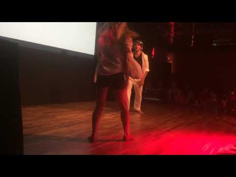 DIZC2014 Joanna and Kamacho in performance2 ~ video by Zouk Soul
