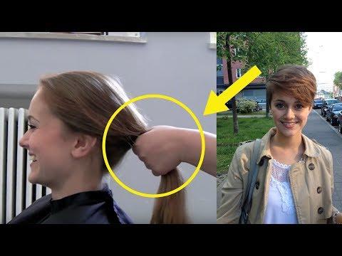 frisuren kurz damen dünnes haar