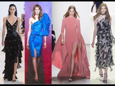 Новая модель платья 2017-2018