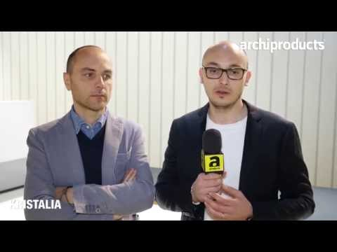 KRISTALIA | LucidiPevere | Archiproducts Design Selection - Salone del Mobile Milano 2015