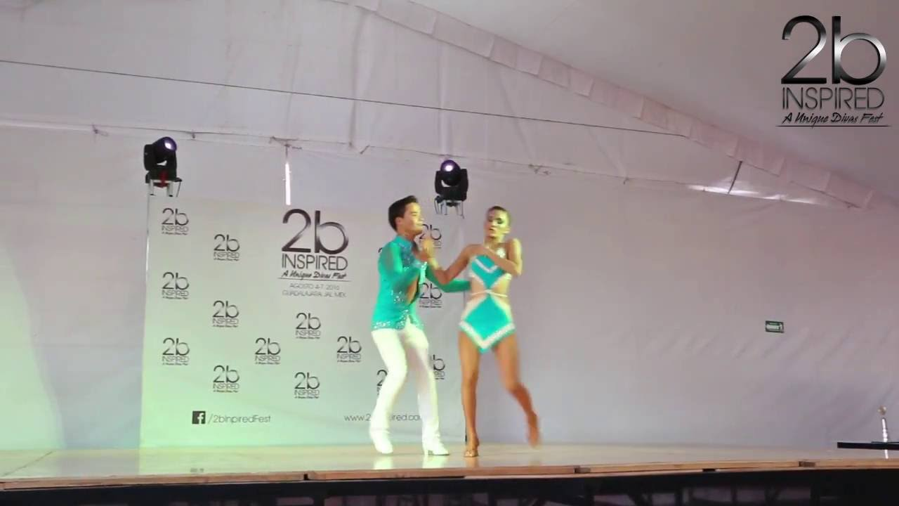 Vicente & Andrea (Puerto Ritmo) | Show | 2b Inspired 2016