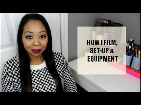 HOW I: Film, Set-up & Equipment